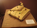 indian Tank cake