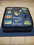 hobbies cake